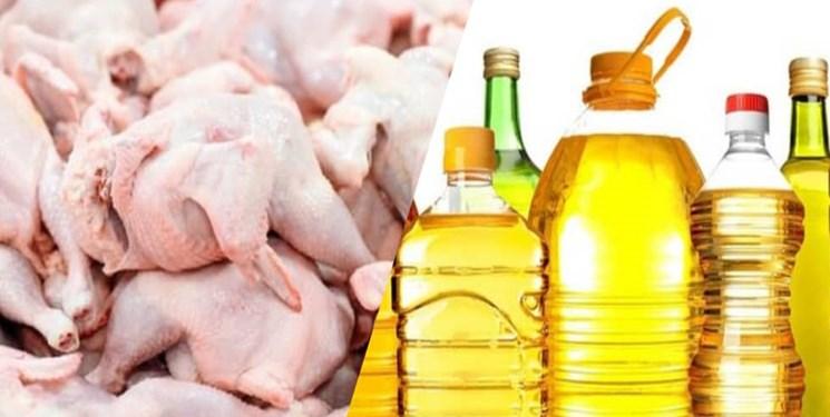 رفوزگی ستاد تنظیم بازار گیلان در تأمین مرغ و روغن!