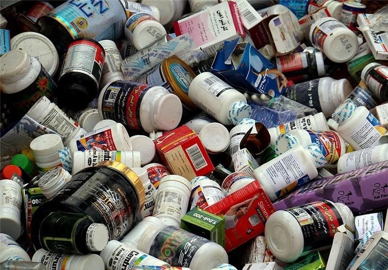 کشف داروی قاچاق در آستانهاشرفیه
