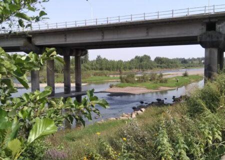 اجرای طرح حفاظتی پل ۷۰۰ متری آستانهاشرفیه ضروری است