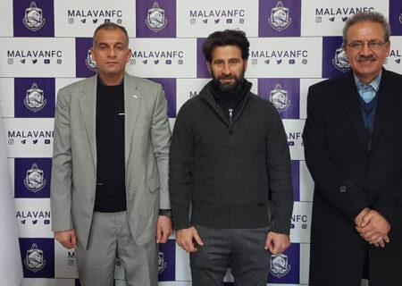 امضای قرارداد استعدادیابی میان باشگاه ناجی آستانه و ملوان بندرانزلی