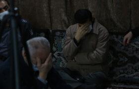 مراسم گرامیداشت شهادت حاج قاسم در مسجد جامع