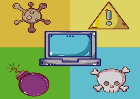راههای مقابله با پنج تهدید مهم سایبری