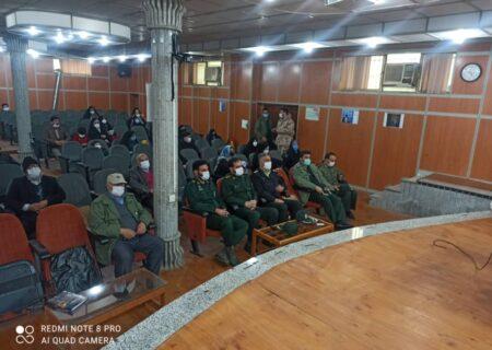 نقش مؤثر گردان امام حسین (ع) در دفاع از امنیت کشور