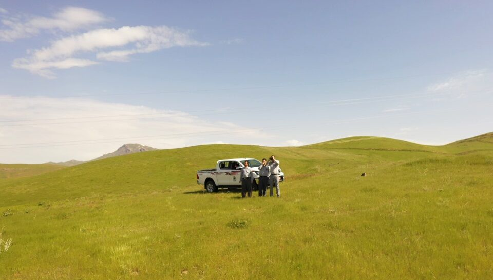 رفع تصرف 4000 متر از اراضی منابع طبیعی در آستانهاشرفیه