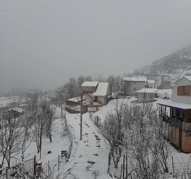کیاشهر گرمترین نقطه امروز گیلان