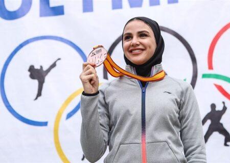 دورخیز بهمنیار برای المپیک توکیو با برنز کاراتهوان استانبول
