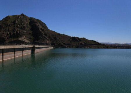 آب بستر رودخانه سفیدرود افزایش مییابد