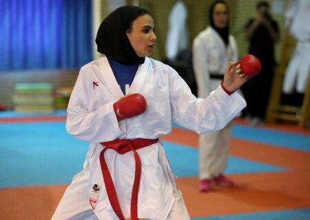 سارا یهمنیار به دیدار دهبندی کاراتهوان ترکیه راه یافت