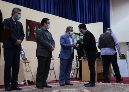 درخشش خبرنگار آستانهای در ششمین جشنواره ملی ابوذر