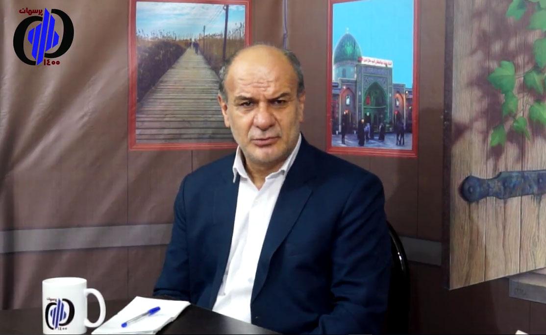 گفتوگوی صریح با حیدری گلرودباری فرماندار اسبق مردم شهرستان آستانهاشرفیه