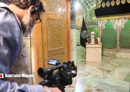 عکس| برنامه افطار «وصل نیکان» شبکه باران در آستان مقدس سلطان سید جلالالدین اشرف