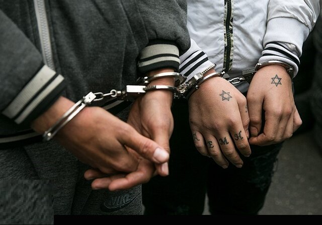 قمهکشان آستانهاشرفیه راهی زندان شدند