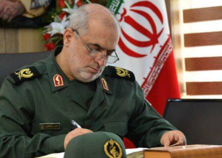 پیام تبریک فرمانده سپاه قدس گیلان به مناسبت فرارسیدن 12 اردیبهشت روز معلم