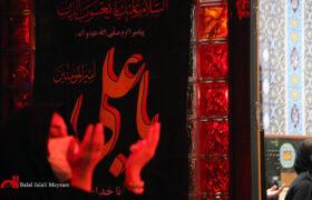 عکس| مراسم احیای سومین شب قدر در آستان مقدس سلطان سید جلالالدین اشرف