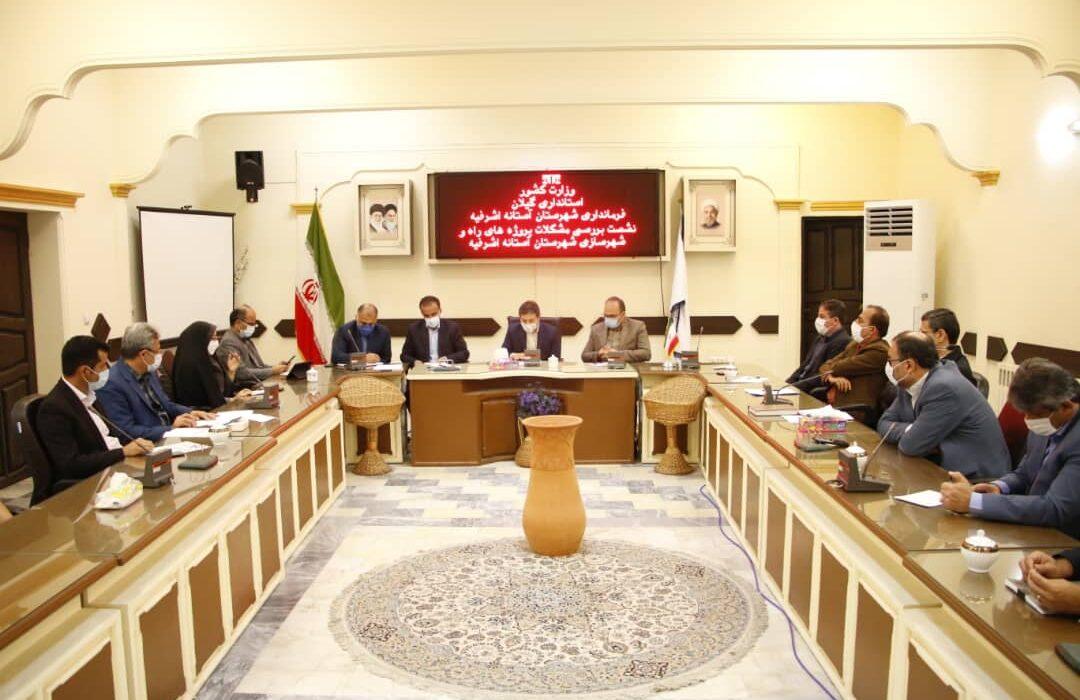 انتقاد نماینده شهرستان آستانهاشرفیه از وضعیت پروژههای نیمهتمام شهرستان
