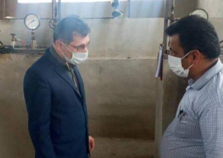مشکل کمبود اکسیژن بیمارستان کوثر آستانه اشرفیه رفع شد