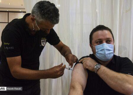 خبرنگاران گیلانی جامانده از واکسن فردا واکسینه میشوند
