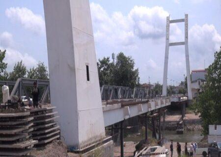 پایان سال آخرین قول مسؤولان جهت پل کابلی آستانهاشرفیه