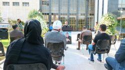 برگزاری مراسم یادبود شاعر بزرگ گیلانی سید امیر فخرموسوی در تالار وحدت تهران