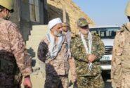 فیلم| بازدید فرمانده سپاه قدس گیلان از منطقه صفرمرزی در شمال غرب کشور